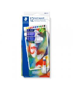Vopseluri apa 12 culorii, Staedtler