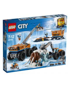 LEGO City - Baza arctica 60195