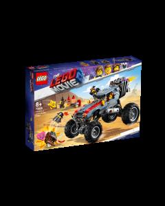 LEGO Movie Buggy-ul lui Emmet & Lucy 70829