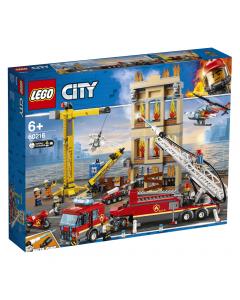 LEGO City - Pompieri in oras 60216