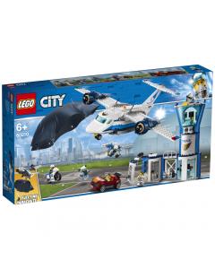 LEGO City - Baza politia aeriana 60210