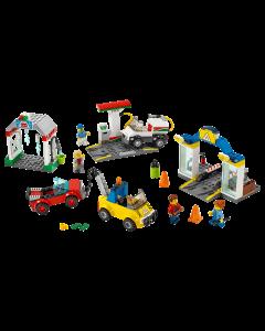 LEGO City Centrul de garaje 60232
