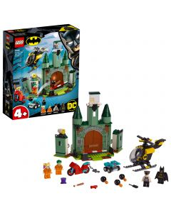 LEGO Super Heroes Batman si Joker 76138