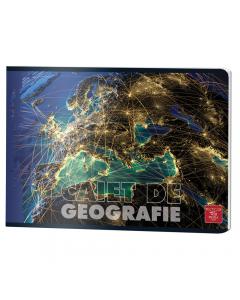 Caiet geografie 24 file, Pigna Clasic