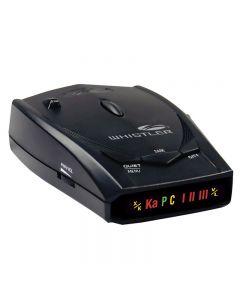 Detector radar Whistler GT 138 XI, Detecteaza benzile X K KA, Laser 360, POP, Benzi selectabile, Prioritizarea alertelor