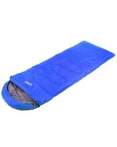 Sac de Dormit Zelten MUMMY 215x70 cm albastru