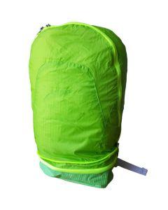 Rucsac pliabil impermeabil 20L ZELTEN verde