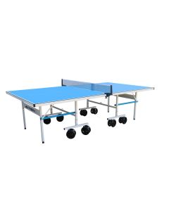 Masa tenis Action One® High Quality de exterior, pliabila, roti duble 274x152.5x76 cm