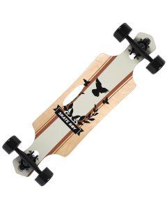Longboard Action ONE® Canadian Maple, ABEC-9, Aluminium, 100 KG Hawk