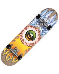 Skateboard Action ABEC-5, Aluminiu, 80 cm World Eye