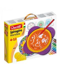Mandala Spirogiro