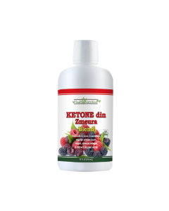 Ketone din Zmeura Blend 100% natural, 946 ml