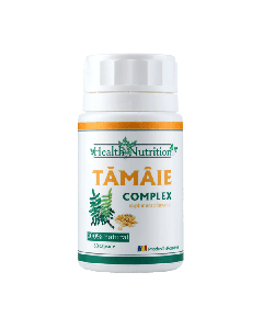 Tamaie Extract 100% naturala, 60 capsule