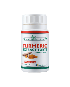 Turmeric Extract Forte 100% natural, 60 capsule