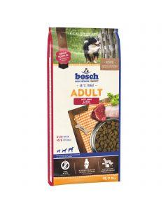 Hrana uscata pentru caini Bosch Miel si Orez, 15kg