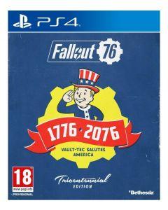 Joc Fallout 76 tricentennial edition - ps4