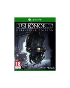 Joc Dishonored Definitive edition goty hd - xbox one