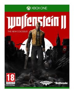 Joc Wolfenstein 2 the new colossus - xbox one