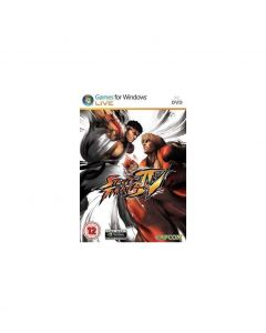 Joc Street Fighter 4 - pc