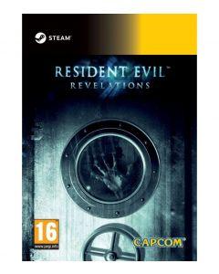 Joc Resident Evil Revelations - Pc (Steam Code)