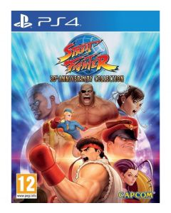 Joc Street Fighter 30 anniversary collection - ps4