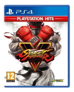 Joc Street Fighter 5 playstation hits - ps4
