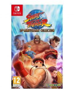 Joc Street Fighter 30 anniversary collection - sw