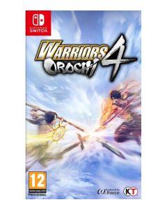 Joc Warriors Orochi 4 - sw
