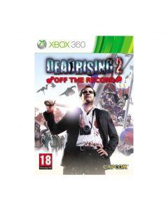 Joc Dead Rising 2 off the record - xbox360