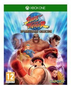 Joc Street Fighter 30 anniversary collection - xbox one