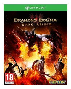 Joc Dragons Dogma dark arisen hd - xbox one