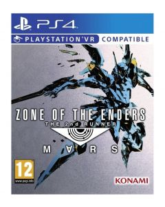 Joc Zone Of the enders the 2nd runner mars (vr compatible) - ps4