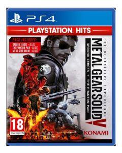 Joc Metal Gear solid 5 the phantom pain playstation hits - ps4