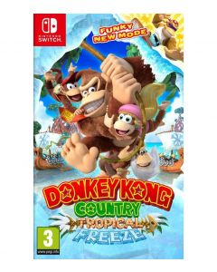 Joc Donkey Kong country tropical freeze - sw