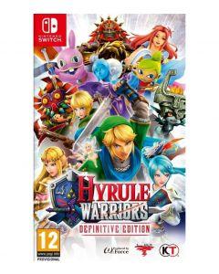 Joc Hyrule Warriors definitive edition - sw