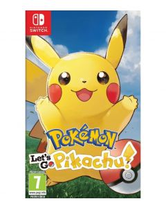 Joc Pokemon Lets go pikachu - sw