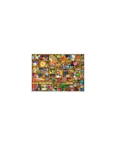 Puzzle Ravensburger - 1000 de piese - Colin Thompson : Kitch