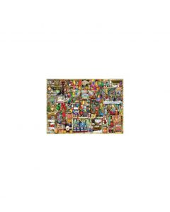 Puzzle Ravensburger - 1000 de piese - Colin Thompson : The C