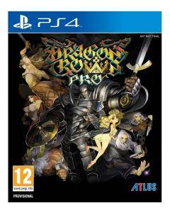Joc Dragons Crown pro battle hardened edition - ps4