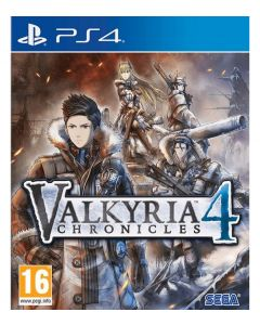 Joc Valkyria Chronicles 4 launch edition - ps4
