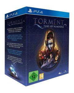 Joc Torment Tides of numenera collectors edition - ps4