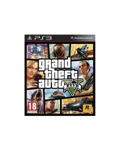 Joc Grand Theft auto 5 - ps3