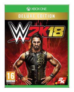 Joc Wwe 2k18 deluxe edition - xbox one
