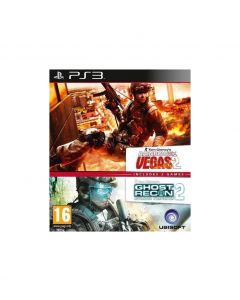 Joc Compilation Ghost recon advanced warfighter 2 & rainbow six vegas 2 - ps3