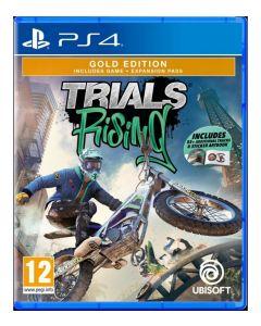 Joc Trials Rising Gold Edition - Ps4