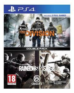 Joc Compilation Rainbow six siege & the division - ps4