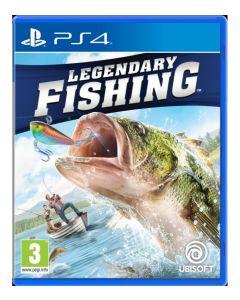 Joc Legendary Fishing - ps4