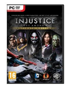 Joc Injustice Gods among us ultimate edition - pc