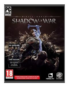 Joc Middle Earth shadow of war - pc