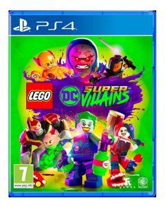 Joc Lego Dc supervillains - ps4